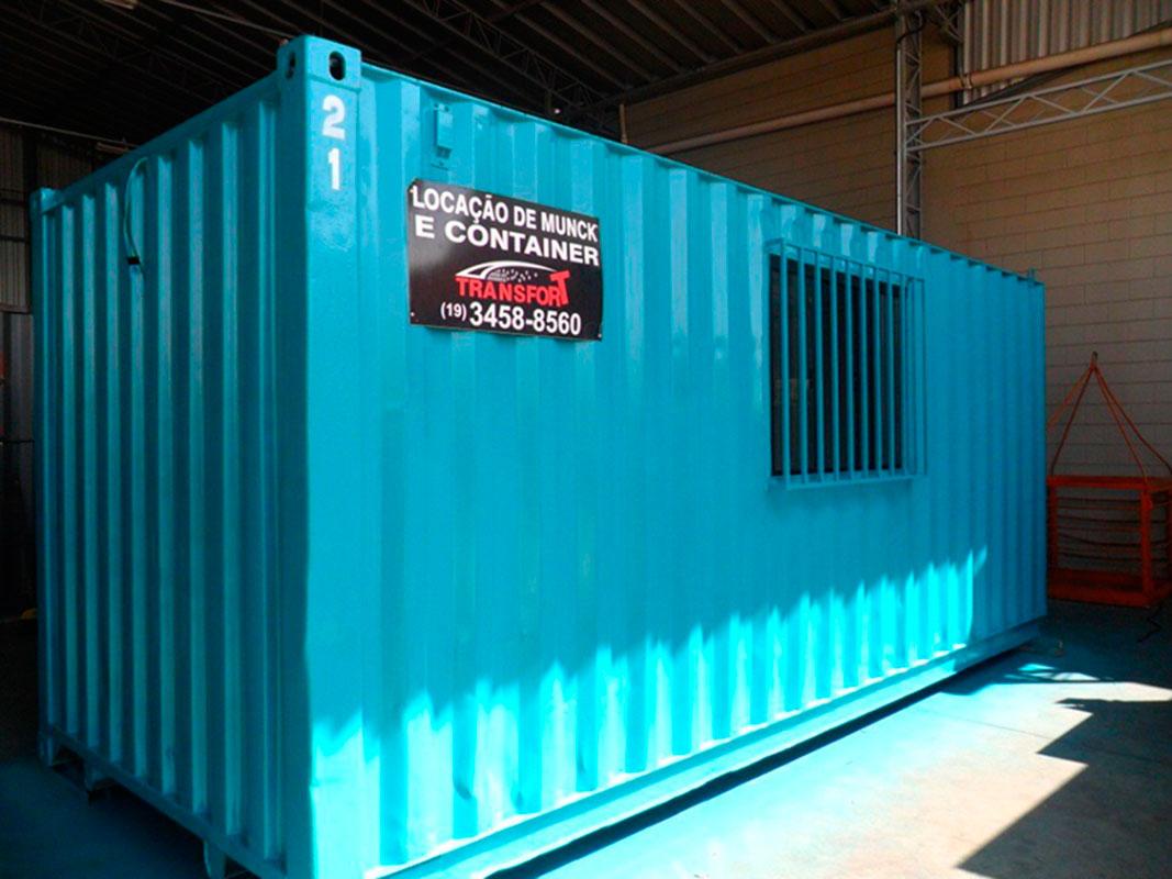 Aluguel de container em campinas