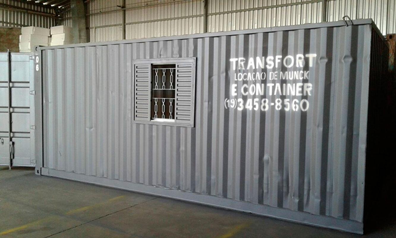 Aluguel de container em sumare