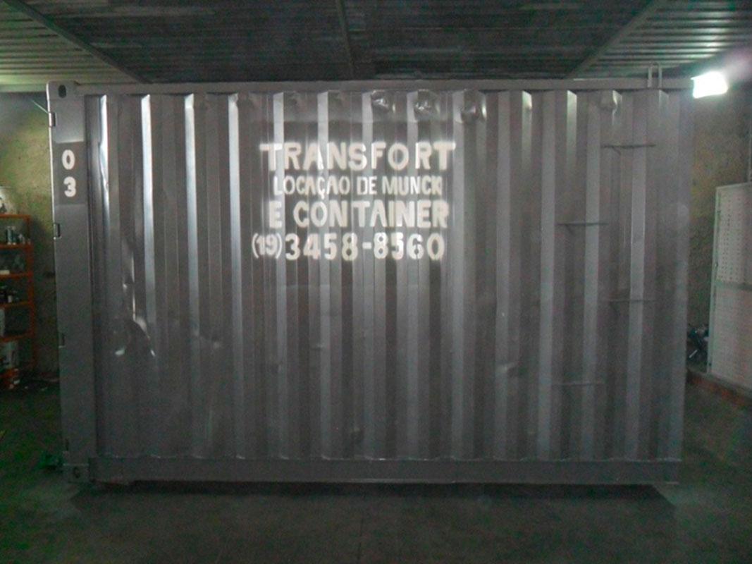 Container para alugar