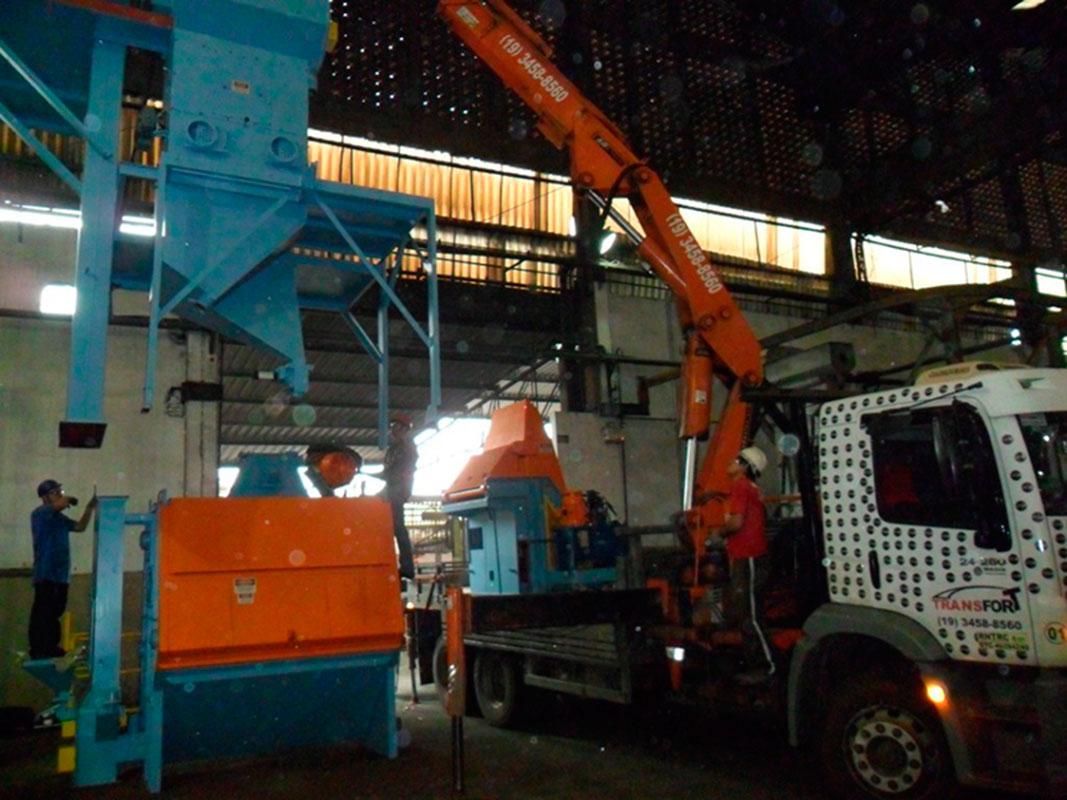 Empresas de remoção industrial em Limeira
