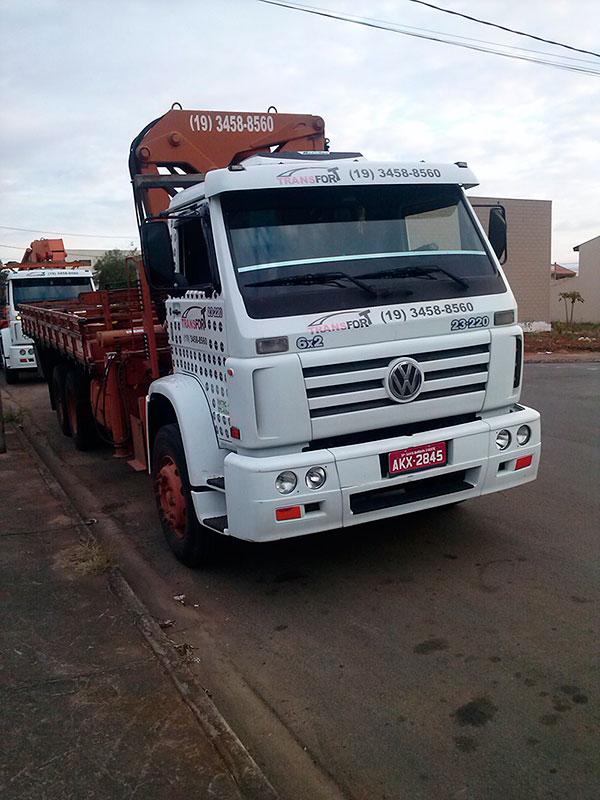 Locação de caminhão munck sp