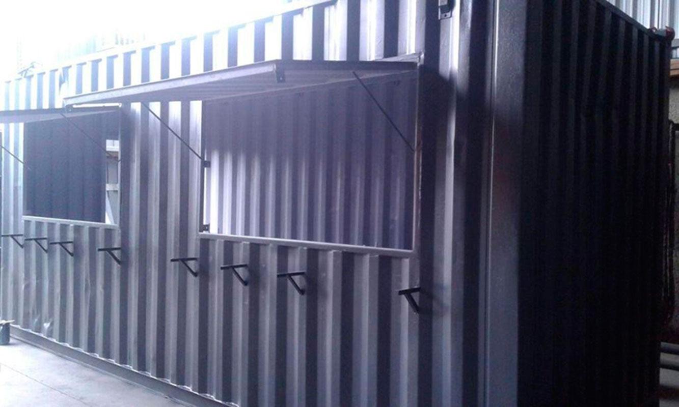Locação de container valor