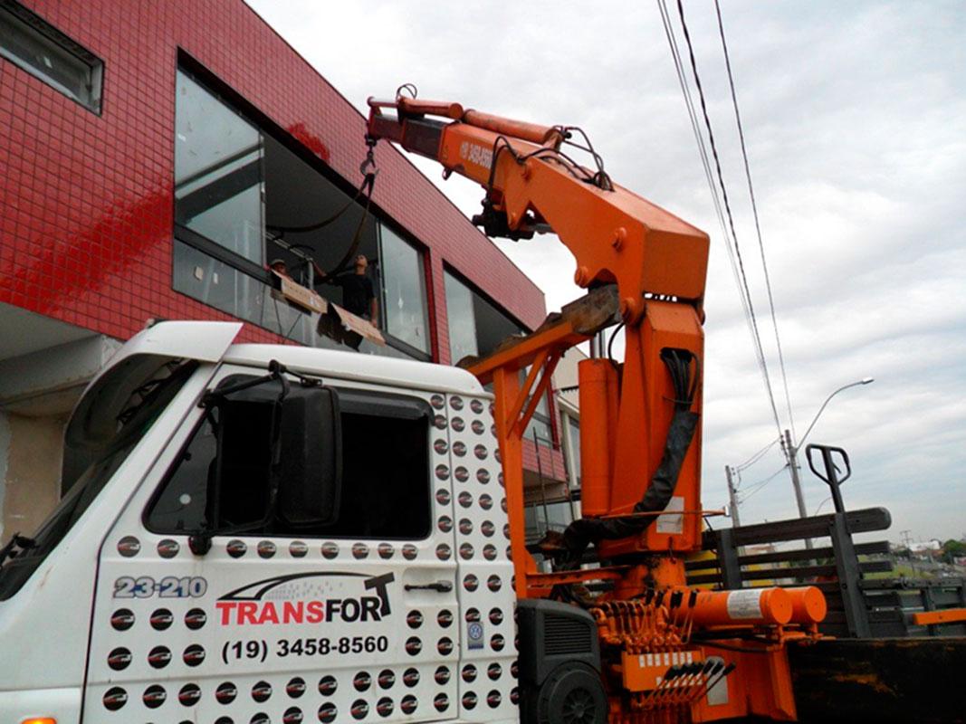 Aluguel de caminhão munck em paulínia