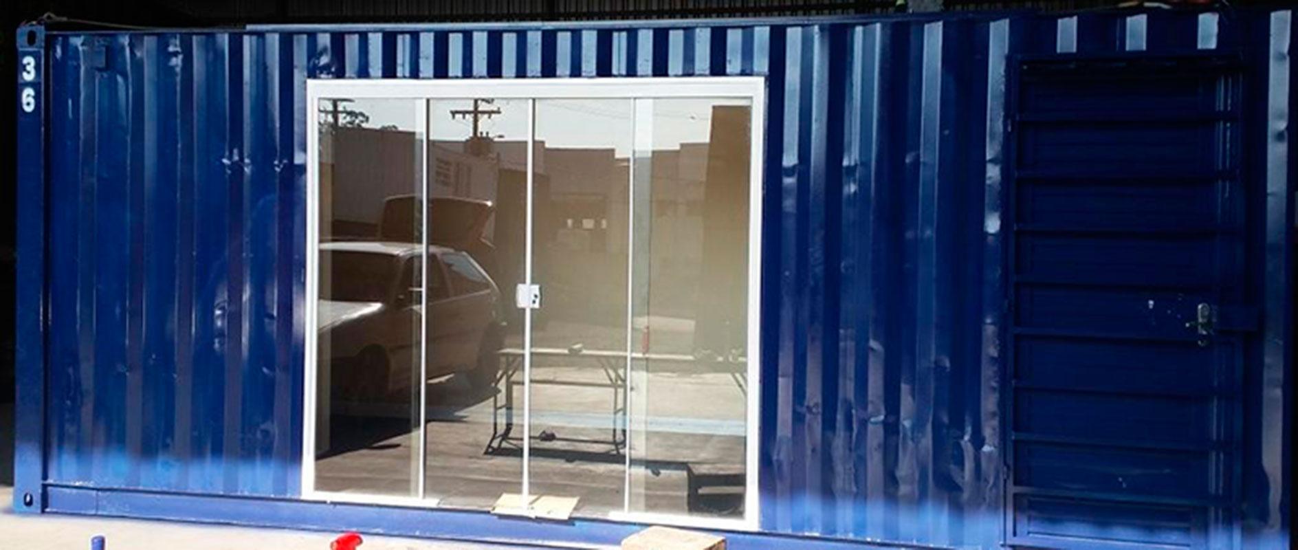 Aluguel de container em limeira
