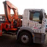 Alugar caminhão munck