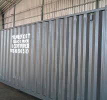 Alugueis de containers americana