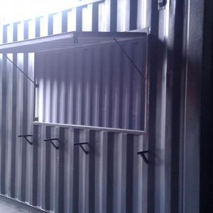 Aluguel de container em americana