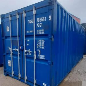Aluguel de container deposito