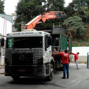 Locar caminhão munck