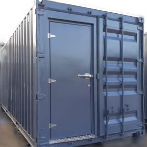 Venda e locação de container
