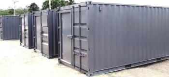 Aluguel de container para armazenamento